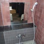 新規鏡・シャワー取付工事4